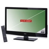 Телевизор AEG LED/DVD/DVB-T 2403 CTV