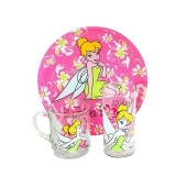 Набор посуды Luminarc Fairies Tinker Bell H5305